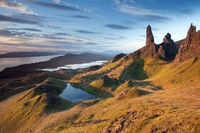 9. Honeymoons in Scotland