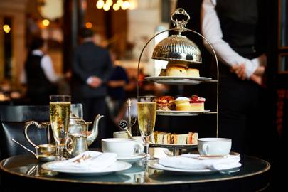 Afternoon tea at The Wolseley