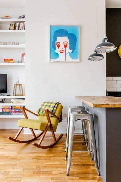 Quirky flat, Kemptown