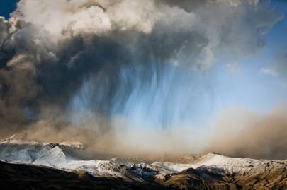 Icelandic volcano crisis in pictures