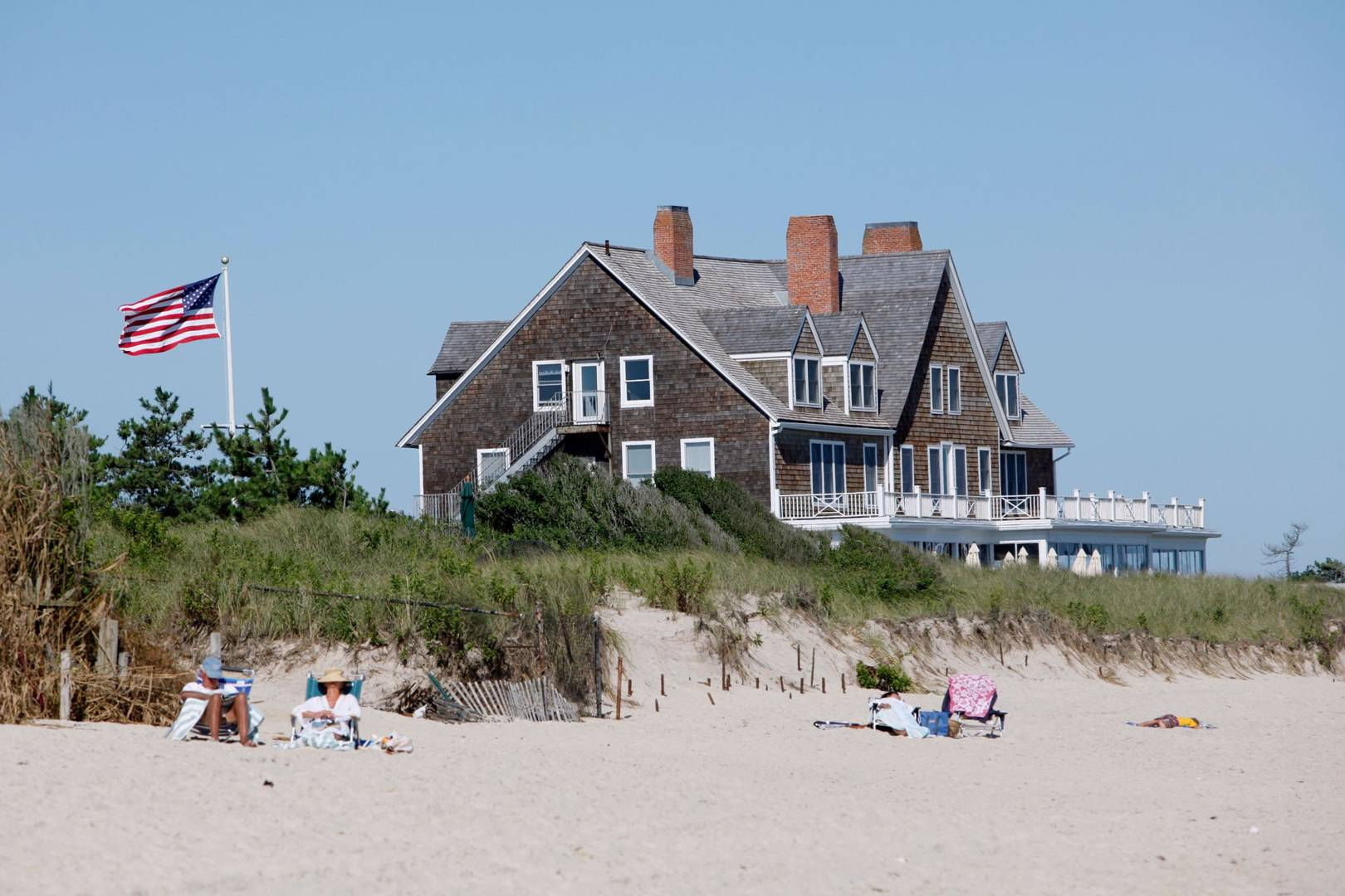 Family holidays in the Hamptons | CN Traveller