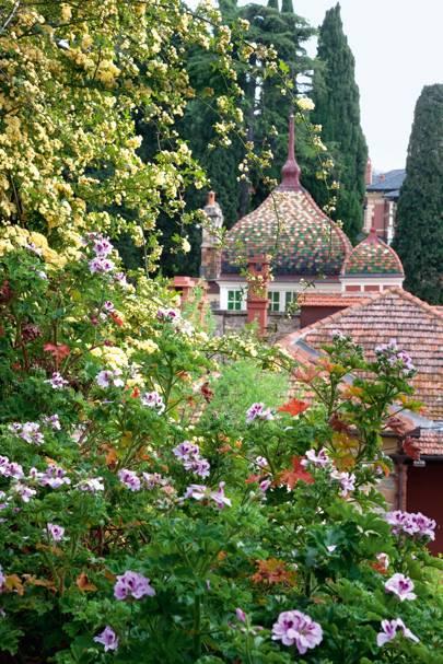 Villa della Pergola, Italian Riviera