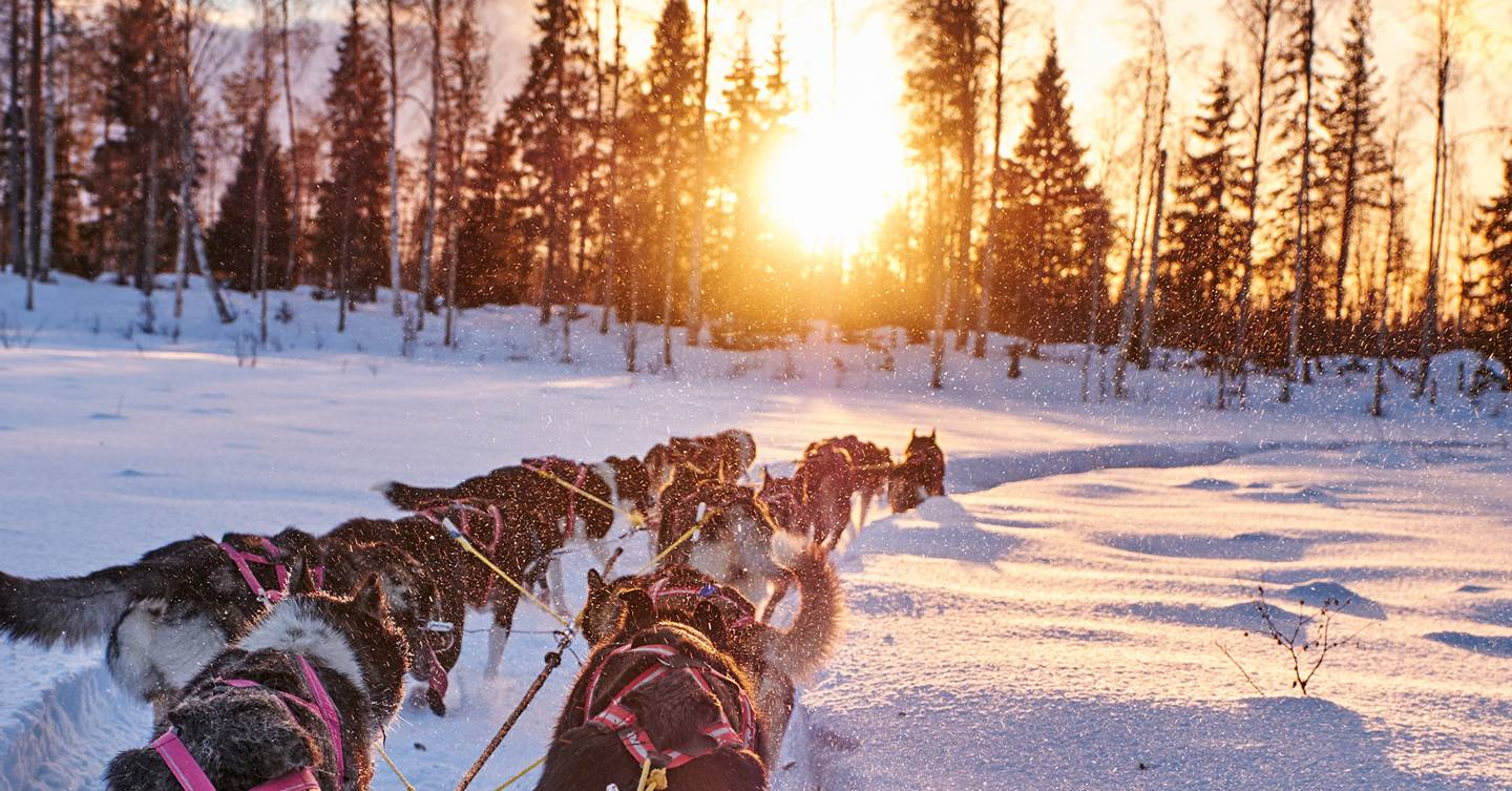 Swedish Lapland | The ultimate guide | CN Traveller