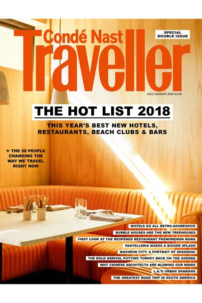1. The Hot List 2018