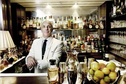 Martini Masterclass at Dukes