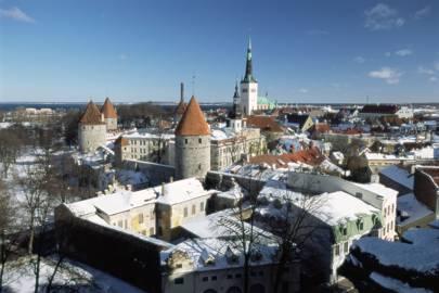 Christmas markets in Tallinn