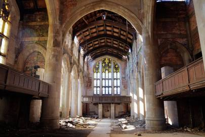 City Methodist Church, Gary, Indiana, USA