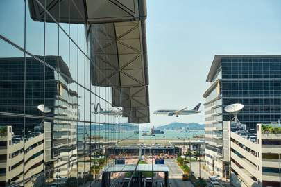 5. Hong Kong International Airport