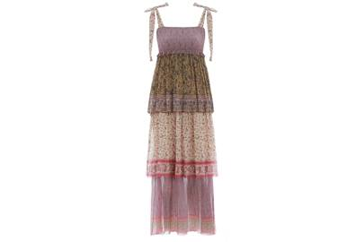 Zimmermann Juniper tiered dress