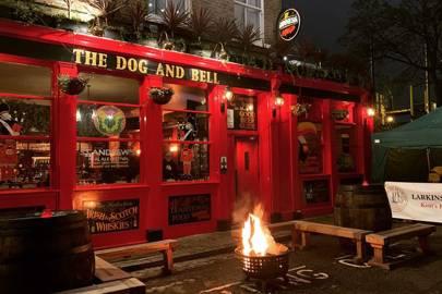 Dog & Bell