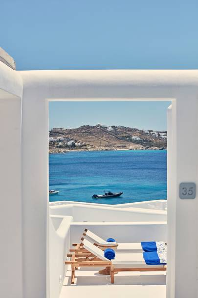 2. Planning a hit of sun in Greece? Here are its coolest hotel arrivals