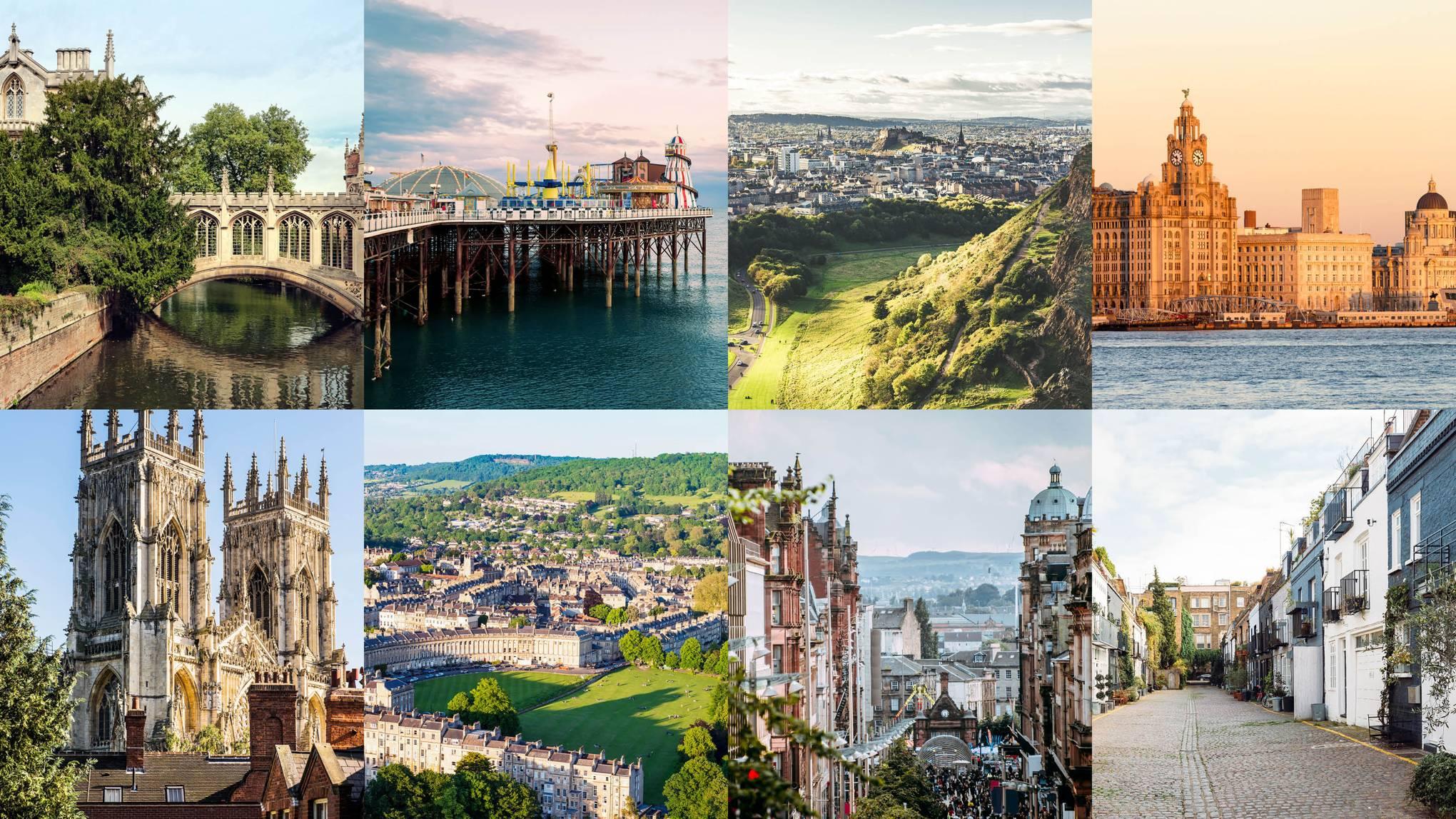 The best cities in the UK in 2021 | CN Traveller