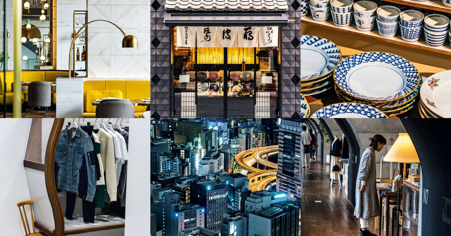 The best shops in Tokyo