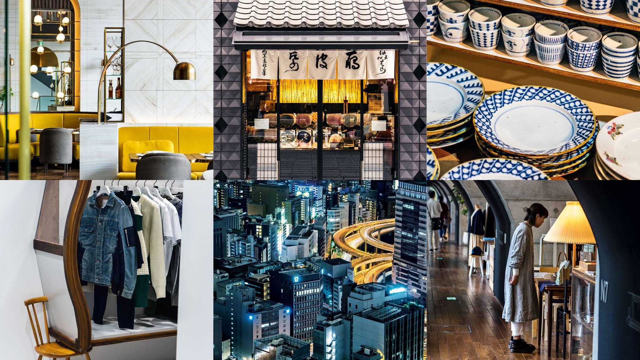 The best shops in Tokyo