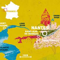 Where to sleep, eat and drink in Nantes