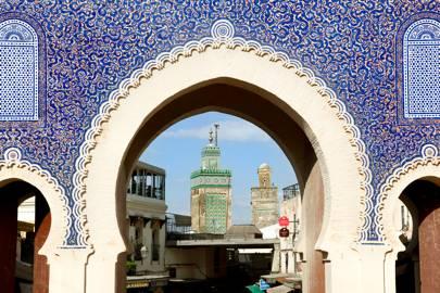 5. Fez, Morocco