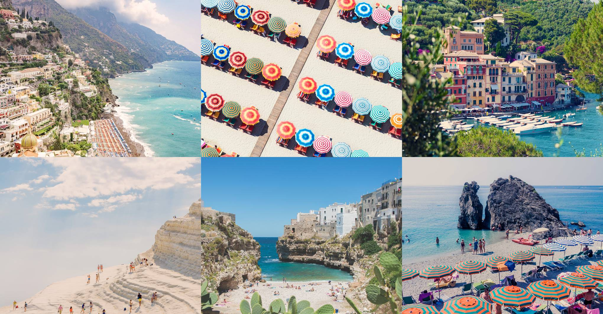 Dreamy Italy images by photographer Gray Malin