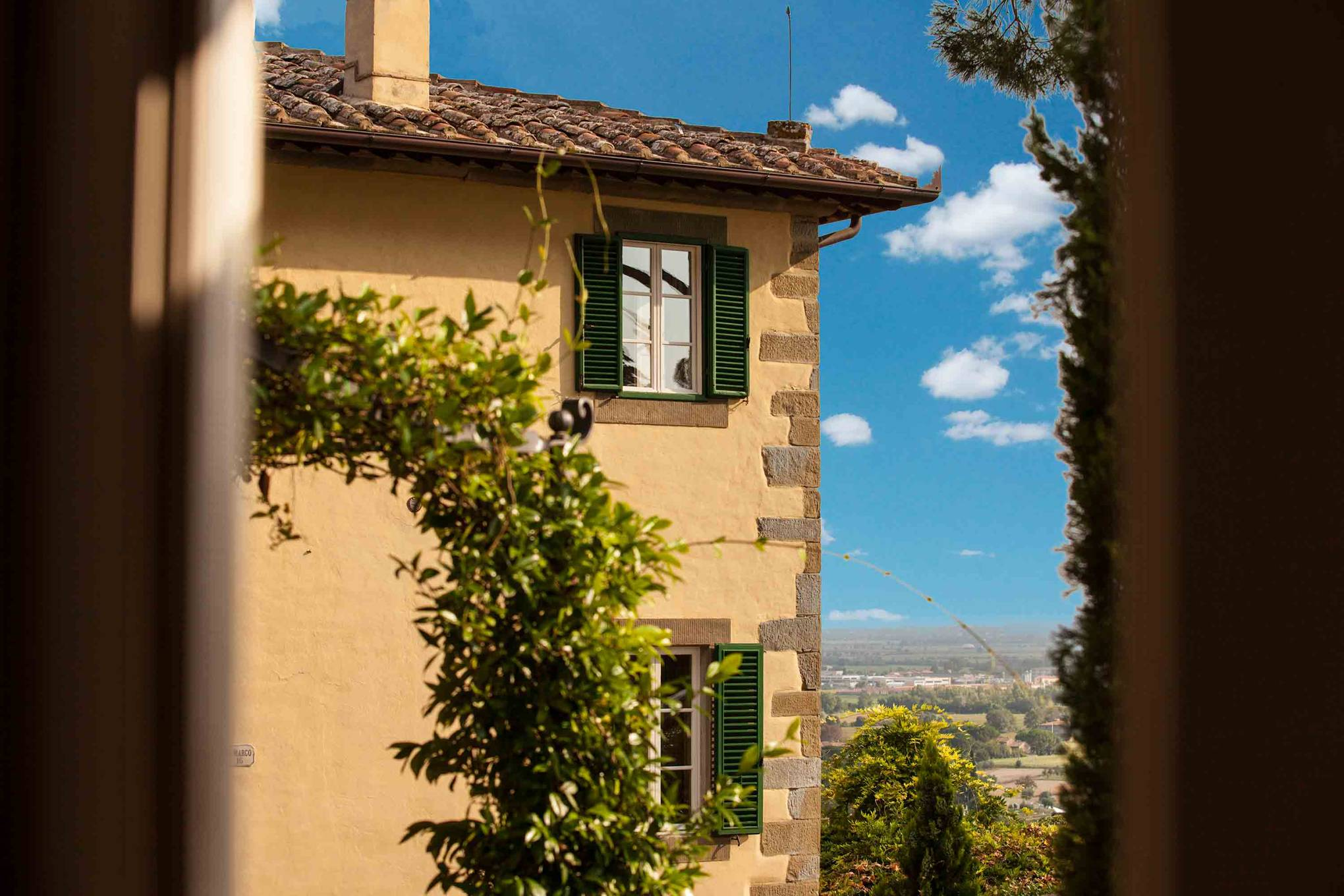 How to rent the villa from Under the Tuscan Sun | CN Traveller