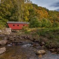 Connecticut: Kent Falls State Park
