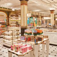 The Chocolate Hall at Harrods