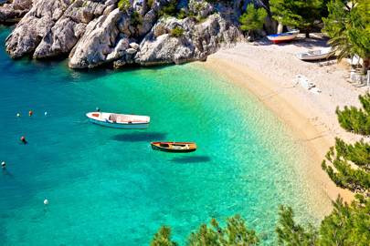 2. Punta Rata, Brela, Makarska riviera, Central Dalmatia