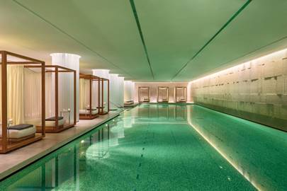 The Spa at the Bulgari Hotel London