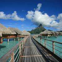 InterContinental Bora Bora Resort & Thalasso Spa, French Polynesia
