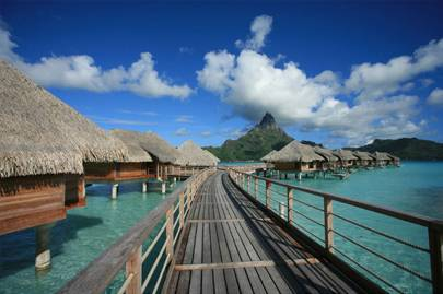 InterContinental Bora Bora Resort & Thalasso Spa, French Polynesia