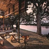&Beyond Matetsi River Lodge, Zimbabwe