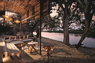 &Beyond Matetsi River Lodge, Zimbabwe