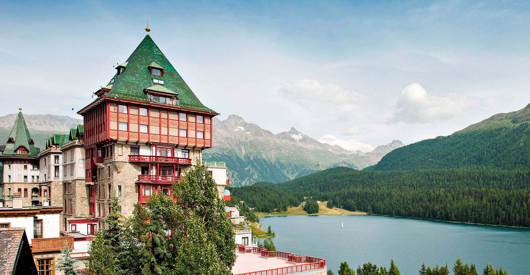 Win three nights at Badrutt's Palace Hotel in Switzerland