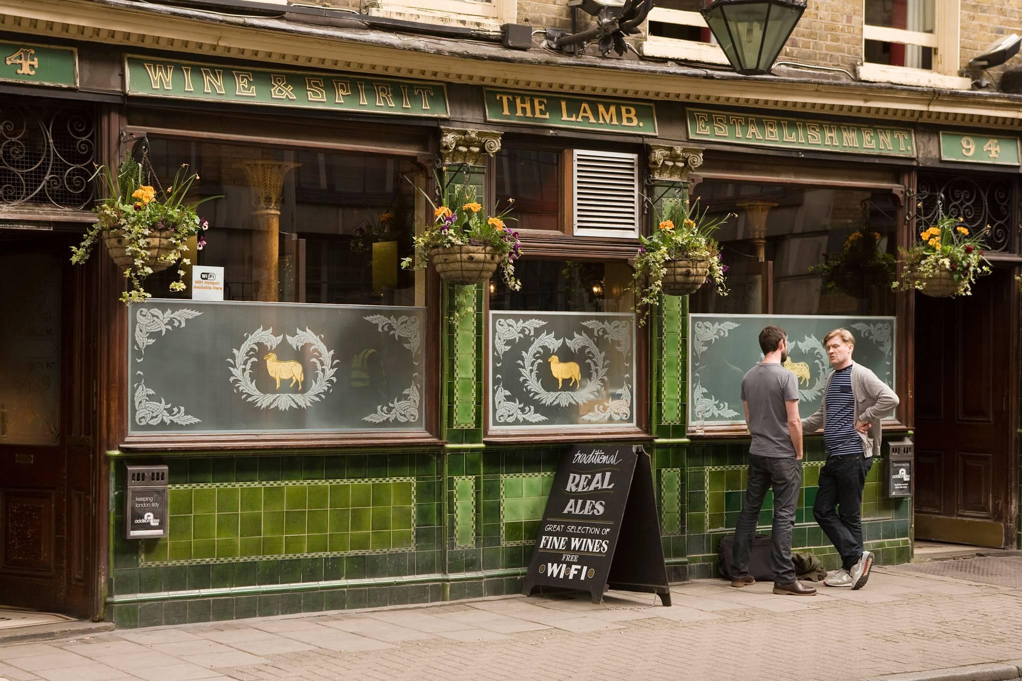 Best pubs in London   Pub crawl   CN Traveller