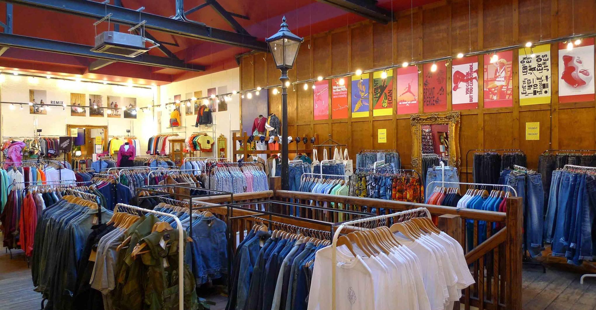 The 12 best vintage shops in London