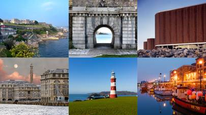 2. Plymouth, UK