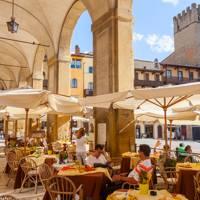 Espresso Romano – Italy