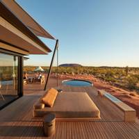19. Londitude 131°, Uluru-Kata Tjuta, Australia. Score 71.74