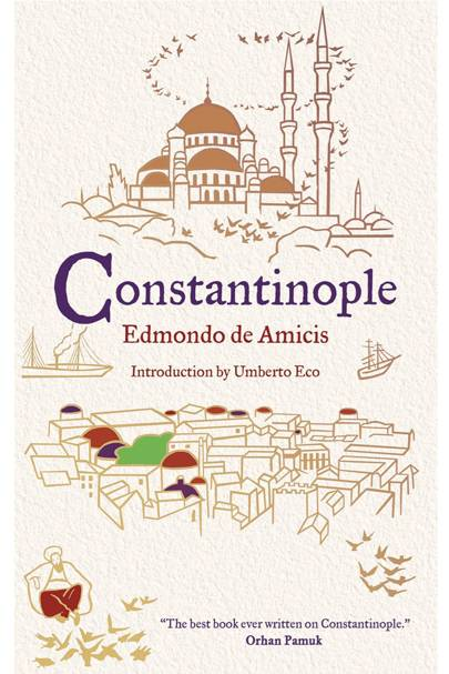 Books set in Constantinople