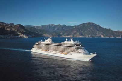 Regent Seven Seas Explorer, Mediterranean