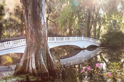 Wood Bridge at Palmetto Bluff