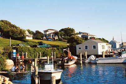 Martha's Vineyard in the 1960s