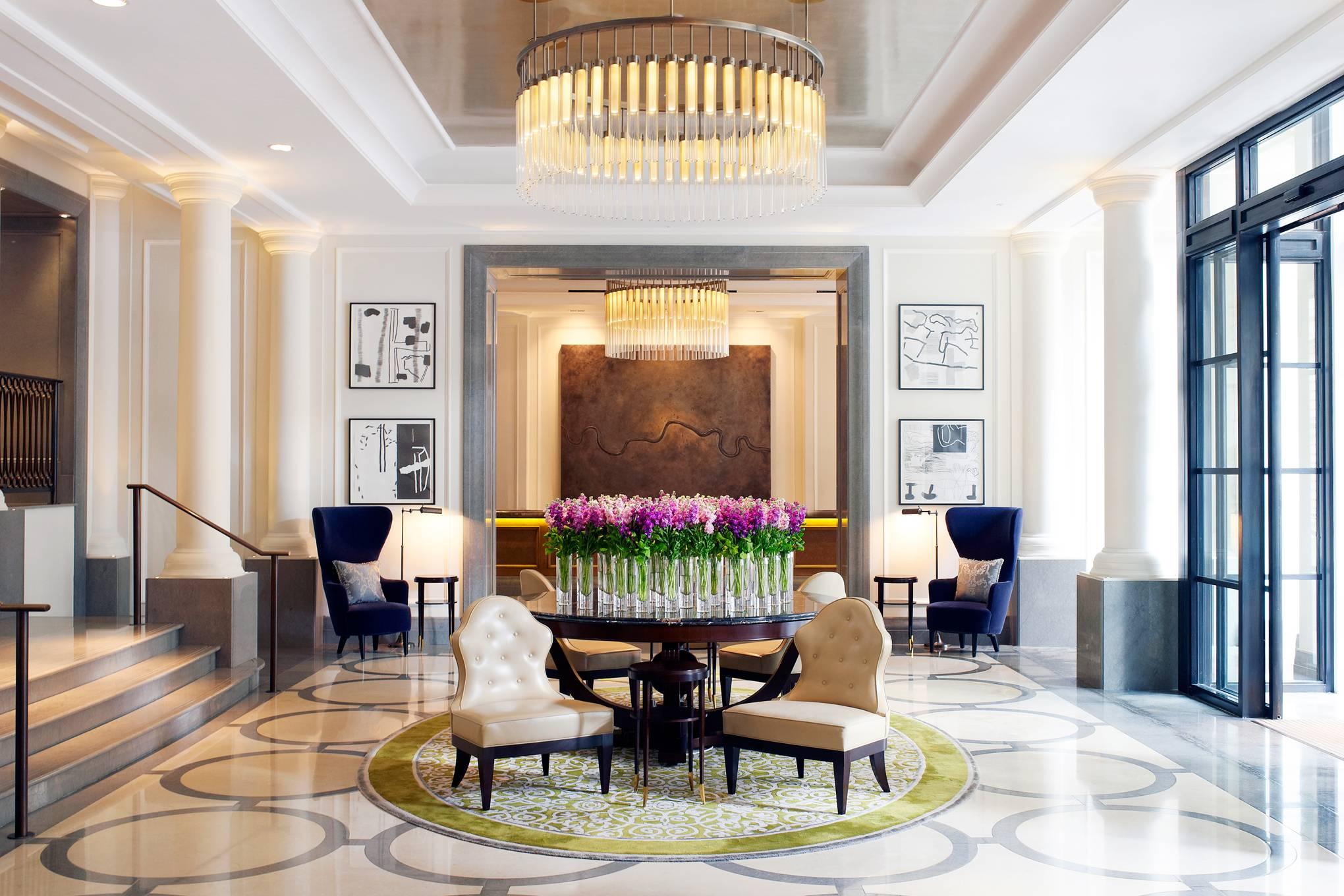 Corinthia London Hotel review