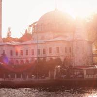 The Bosphorus River, Turkey
