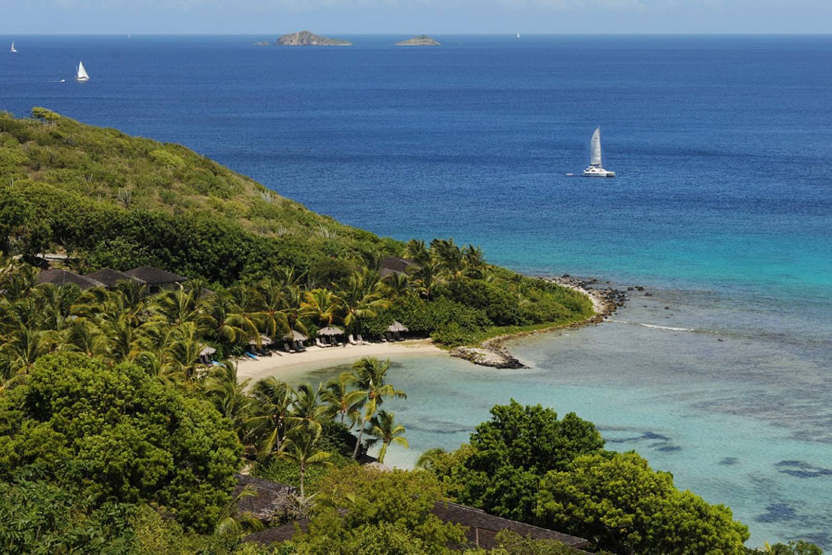 British Virgin Islands for a comfortable holiday