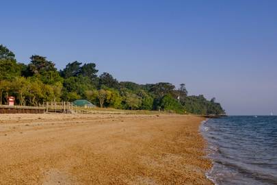 Osborne House Beach