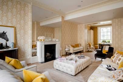 A central flat in Belgravia, London