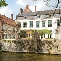 18. Bruges, Belgium