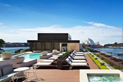 6. Park Hyatt Sydney, Australia. Score 82.28