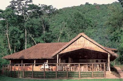 Gorilla Forest Camp, Uganda