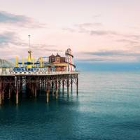 Brighton and Hove, England