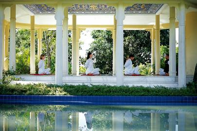 Ananda Spa, Ananda in the Himalayas
